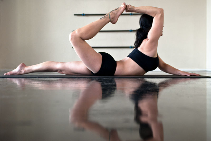 Extension Stretch Exercise