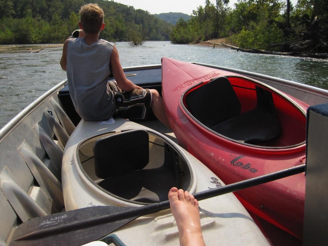 Current River Kayak