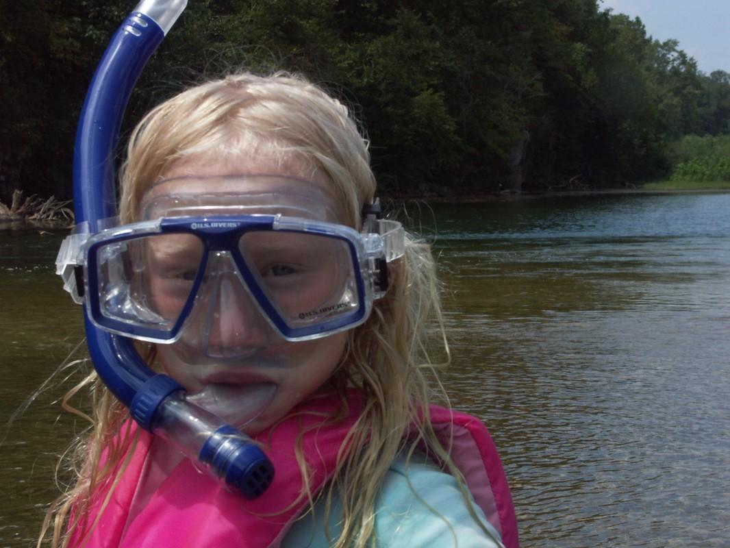 Current River Snorkel
