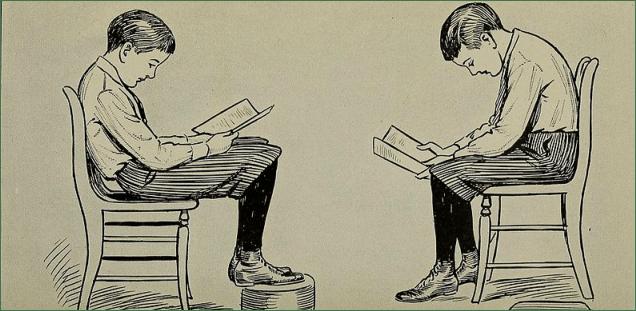 head forward posture