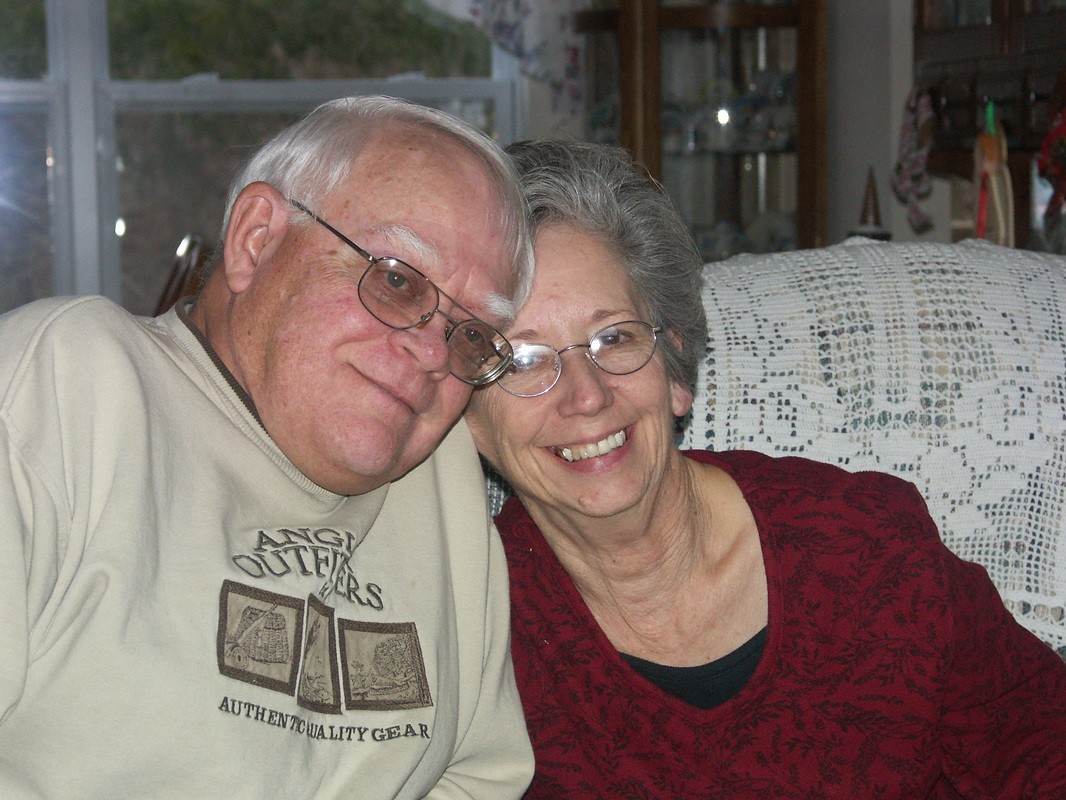 Glyn and Mary Lou Gilman