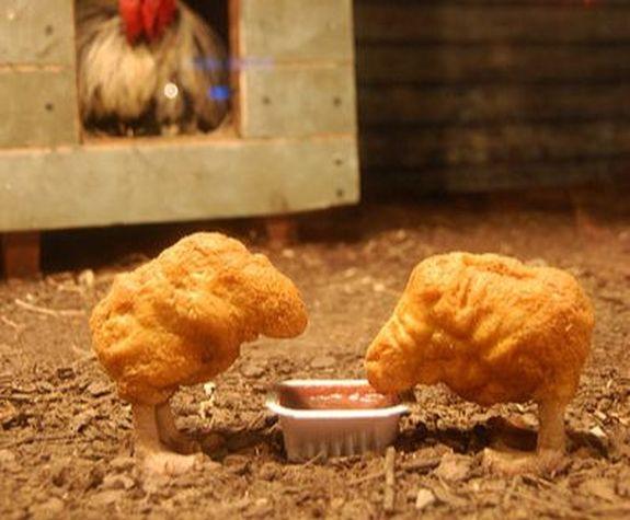 Chicken Nugget Ingredients
