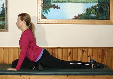 Piriformis Muscle Syndrome Stretch
