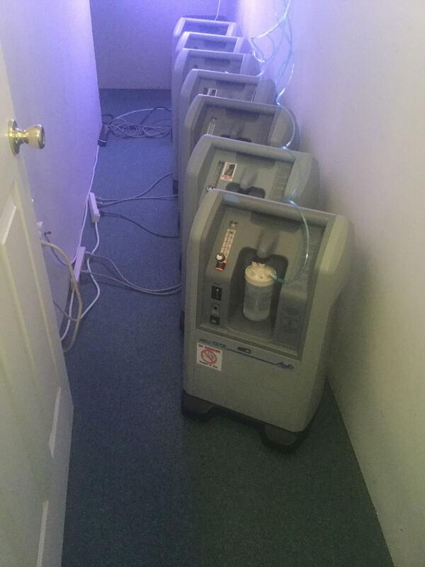 EWOT Oxygen Concentrators