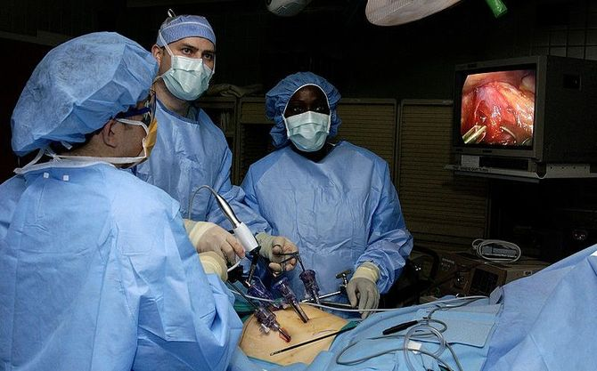 Bacteria Gut Surgery