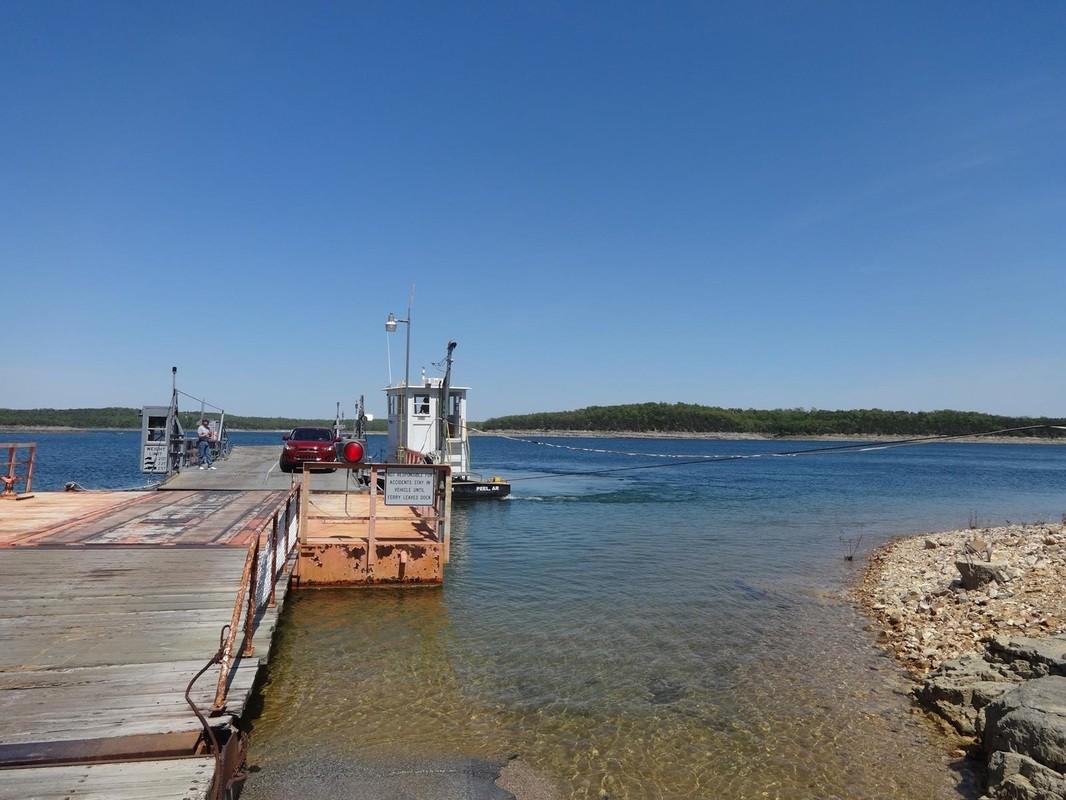 Bull Shoals Ferry
