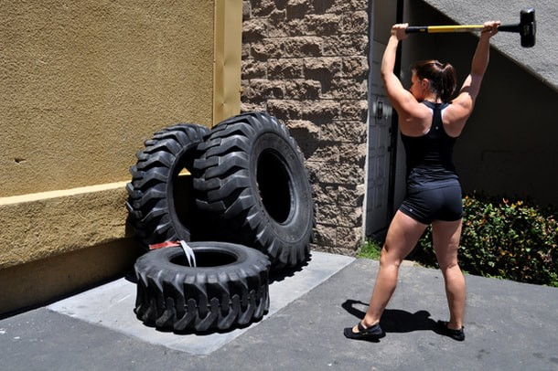 Do it yourself Gym Equipment
