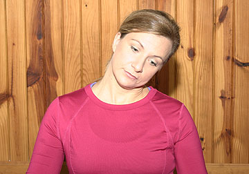 Neck Stretches Fascia Muscles