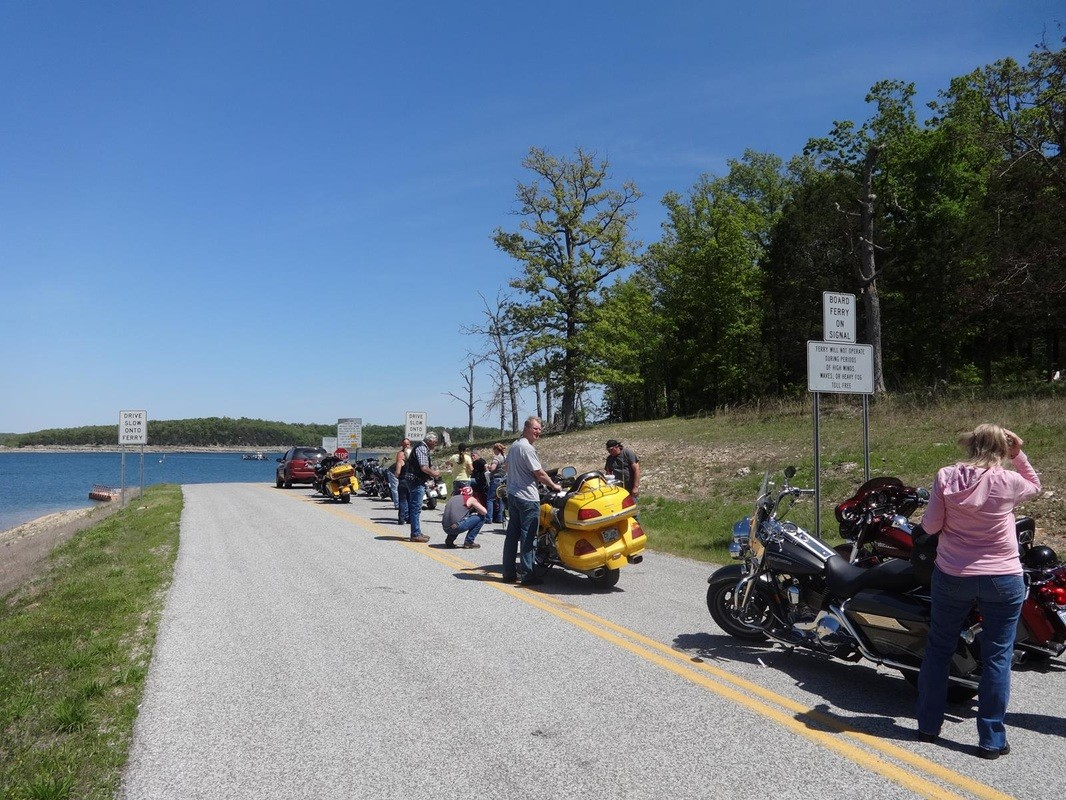 Arkansas Ferry