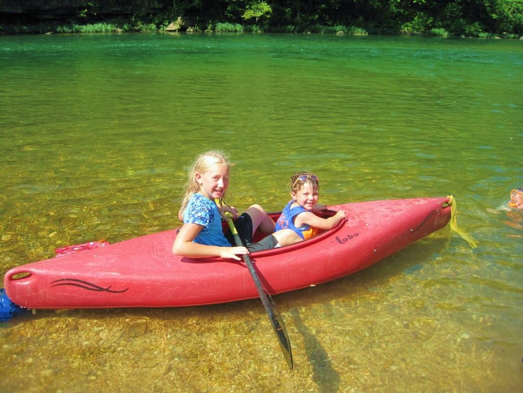 Current River Kayaking