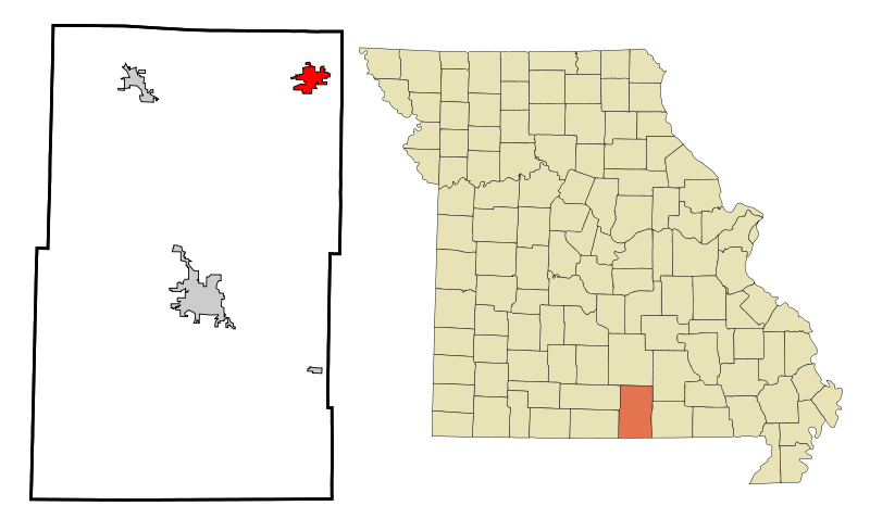 Howell County, Missouri