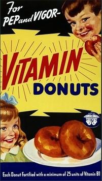 Vitamins Gut Health