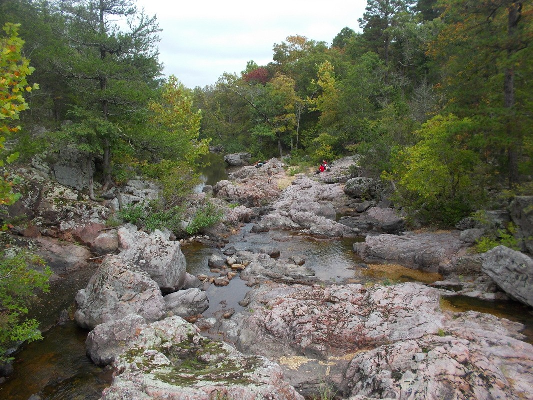 Rocky Creek Shut Ins
