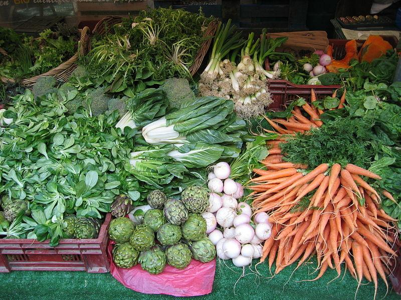 Paleo Vegetables