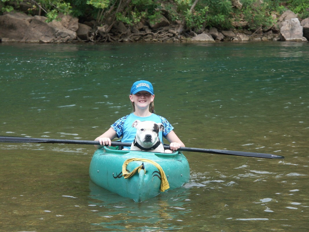 Current River Kayak Trip