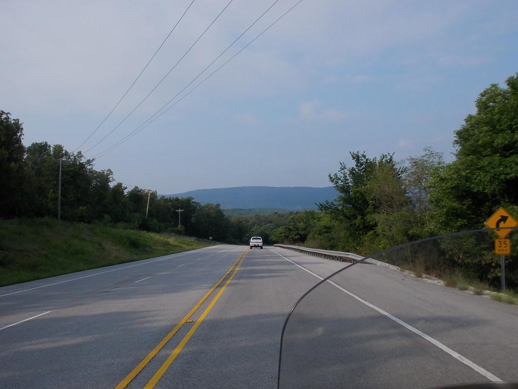 Push Mountain Road