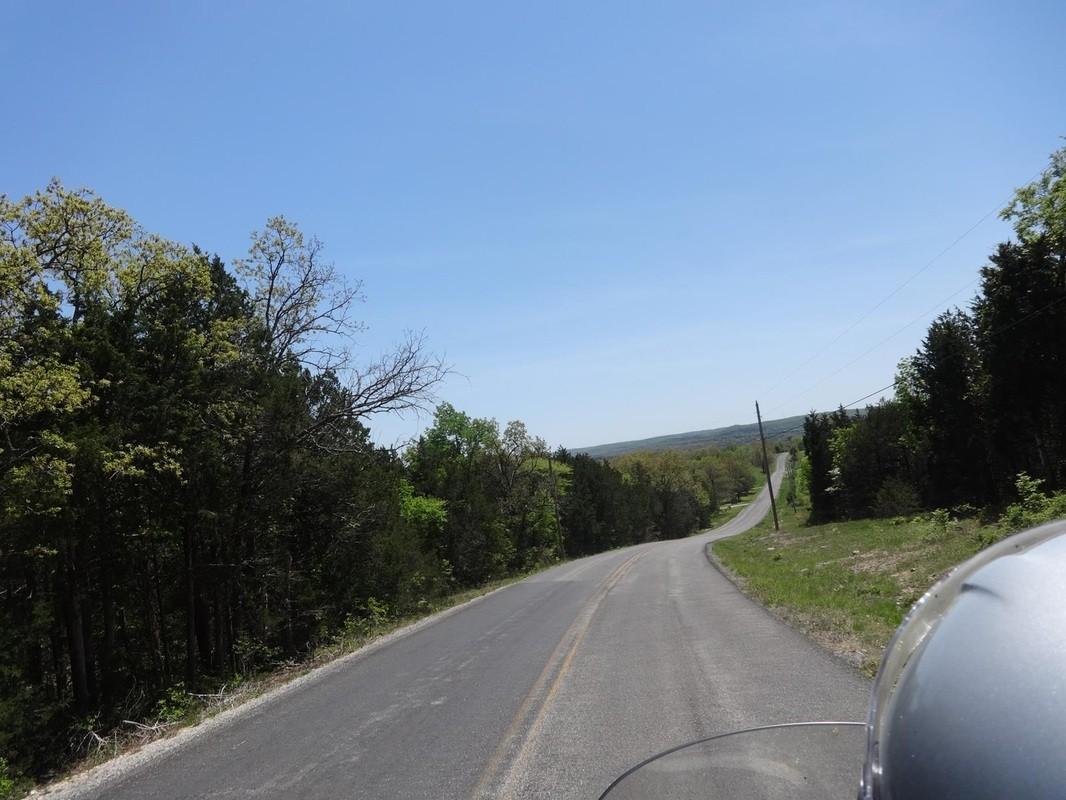 Arkansas Goldwing
