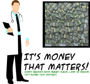 Your doctor might be a paid spokesperson for the pharmaceutical industry