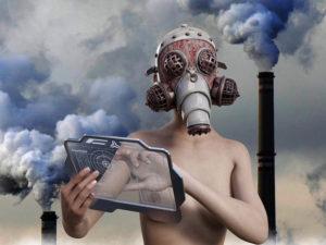 chemicals and plastics (endocrine disruptors)