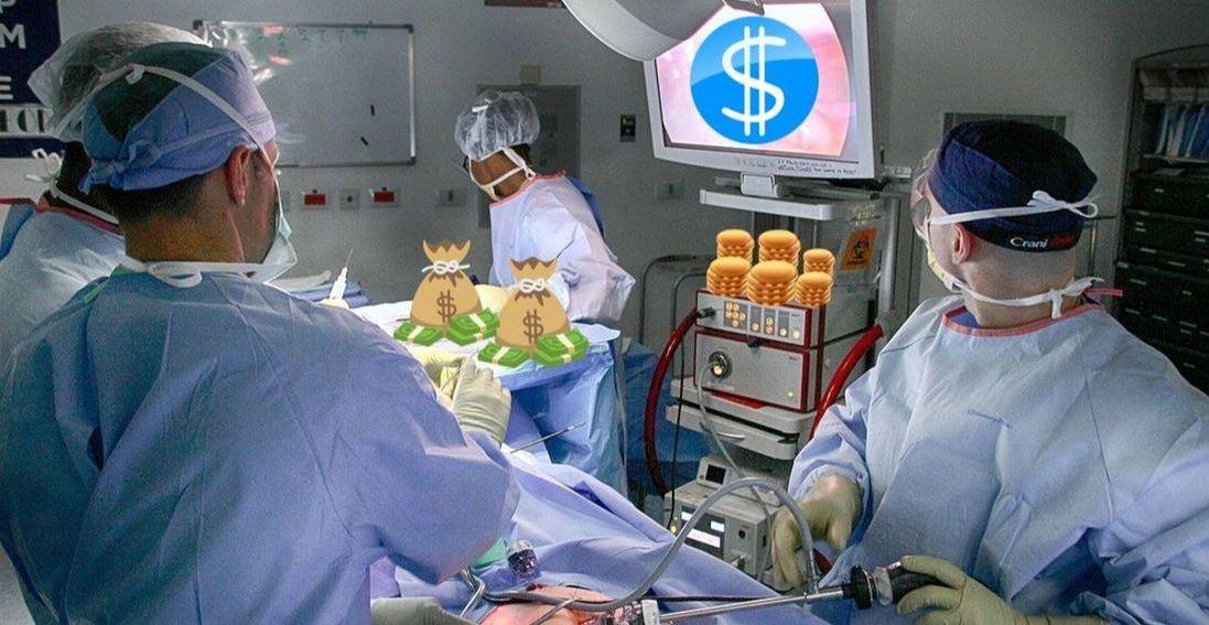 Dysfunctional Healthcare