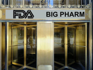 FDA and Big Pharma are the Same Entity