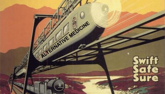 Alternative Medicine Quackery