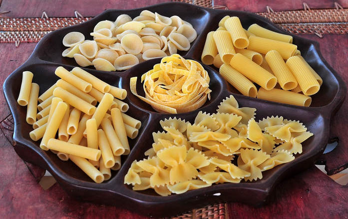 Unhealthy Pasta Research
