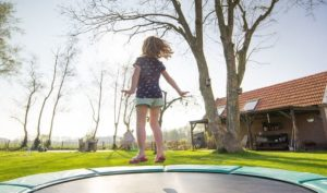 Health Benefits of Bouncing / Rebounding on a Trampoline