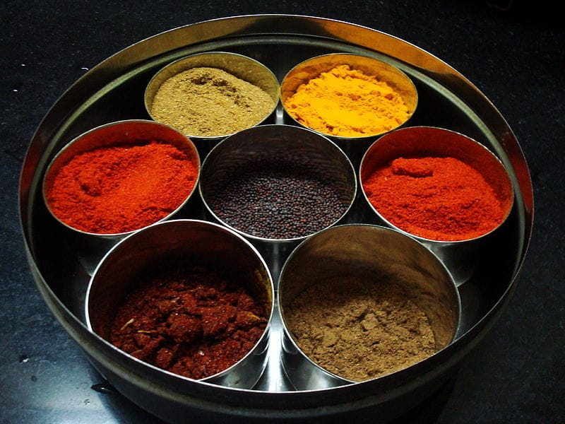 Yellow Spices Solve Inflammation